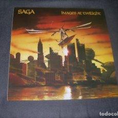Discos de vinilo: LP SAGA-IMAGES AT TWLIGHT ENVIO GRATUITO Y CERTIFIACDO . Lote 198228726