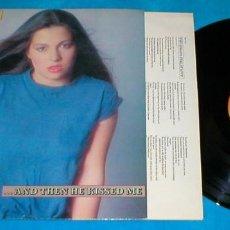 Discos de vinilo: RACHEL SWEET SPAIN LP ... AND THEN HE KISSED ME 1981 FEMALE POP ROCK NEW WAVE LETRAS. Lote 198229445