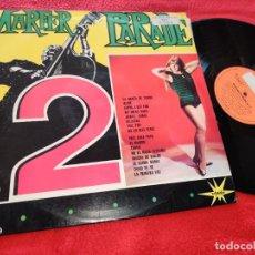 Discos de vinilo: MARFER PARADE Nº 2 ORQUESTA MARFER LP 1965 MARFER VERSIONES EXITOS MOMENTO. Lote 198229621