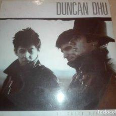Discos de vinil: DUNCAN DHU-EL GRITO DEL TIEMPO. Lote 198237111