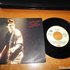 Discos de vinilo: RAMONCIN AYUDAME (NO SOY UN HEROE) / DOS VIDAS SINGLE VINILO DEL AÑO 1988 CONTIENE 2 TEMAS. Lote 198239657