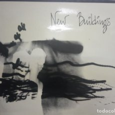 Discos de vinilo: NEW BUILDINGS -MAXI -VINILO AMARILLO -ENCARTE -KLAMM. Lote 198247015