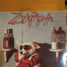 Discos de vinilo: FRANK ZAPPA. THEM ON US. DOBLE LP.. Lote 198247863
