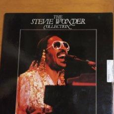 Discos de vinilo: ESTUCHE DE 4 LPS DE STEVE WONDER COLLECTION.. Lote 198250897