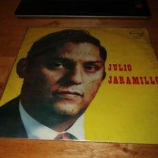 Discos de vinilo: JULIO JARAMILLO - CARNAVAL 363608 - DISCOS VICTORIA - COLOMBIA 1979 - LICENCIA TAMAYO. Lote 198254476
