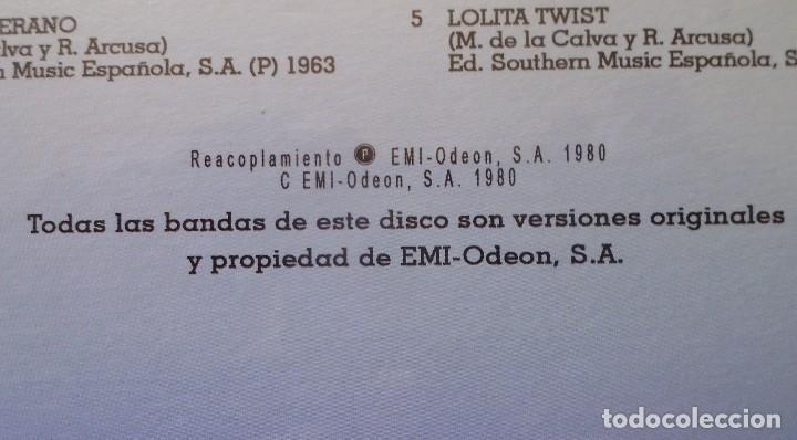 Discos de vinilo: LP DEL DÚO DINÁMICO 20 ÉXITOS DE ORO, CANCIONES ORIGINALES NUEVO TODAVÍA CON EL PLÁSTICO DE SELLADO - Foto 4 - 231315500