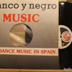 Discos de vinilo: MAXI SINGLE JOE YELLOW - LOVER TO LOVER 1983 / EDICION ESPECIAL PARA DISCOS CASTELLO -BLANCO Y NEGRO. Lote 198259360