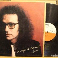 Discos de vinilo: LP JAUME SISA / LA MAGIA DE L´ESTUDIANT / EDIGSA 1979 UM 2050 / LETRA CANCIONES EN ENCARTE. Lote 198259528
