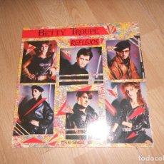 Discos de vinilo: BETTY TROUPE - REFLEJOS - ARIOLA 1984. Lote 198261152