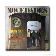 Disques de vinyle: MOCEDADES - ERES TU / RECUERDOS DE MOCEDAD - FESTIVAL DE EUROVISION . Lote 198291880