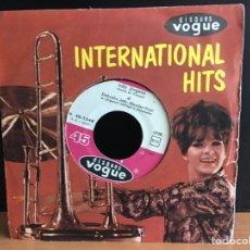 Disques de vinyle: UDO JÜRGENS - CHANTE EN FRANÇAIS - MERCI CHÉRIE (JUKEBOX) (DISQUES VOGUE) (D:VG+). Lote 198297706