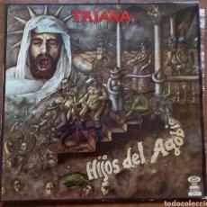 Discos de vinilo: TRIANA. HIJOS DEL AGOBIO. GATEFOLD. MOVIEPLAY 170907/9. ESPAÑA 1977. FUNDA VG+. DISCO VG+. Lote 198309637