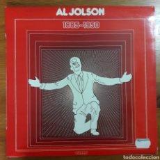 Discos de vinilo: AL JOLSON, 1885 - 1950. Lote 198314193