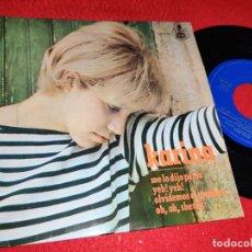 Disques de vinyle: KARINA ME LO DIJO PEREZ/YEH! YEH!/OLVIDEMOS EL MAÑANA +1 EP 1965 HISPAVOX. Lote 198334553