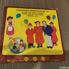 Discos de vinilo: VINILO CANCIONES INFANTILES DE TV. Lote 198343880