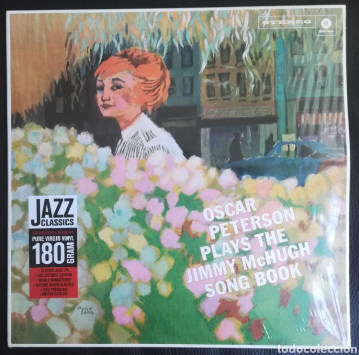 OSCAR PETERSON PLAYS THE JIMMY MCHUGH SONG BOOK (Música - Discos - LP Vinilo - Jazz, Jazz-Rock, Blues y R&B)