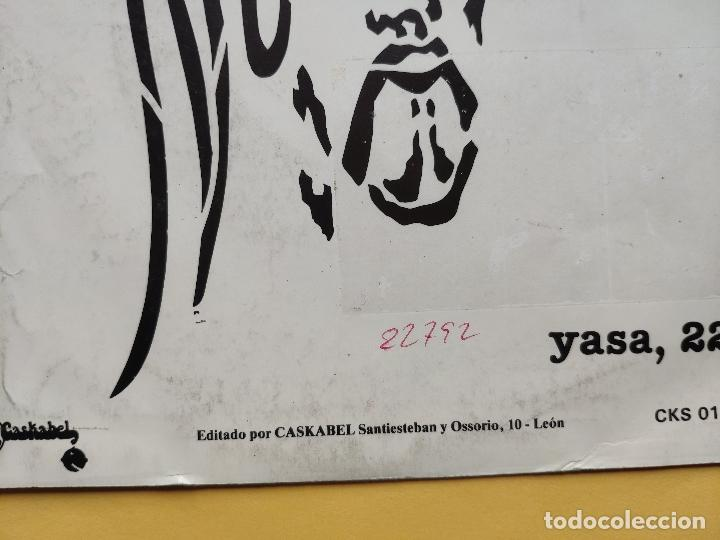 Discos de vinilo: MIOPIA - 45 Spain PS - MINT * CANTAD AL ROCK N ROLL / YASA - Foto 3 - 198344121