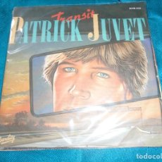 Dischi in vinile: PATRICK JUVET. TRANSIT / STILL ALIVE. BARCLAY, EDC. GERMANY . IMPECABLE (#). Lote 198345231
