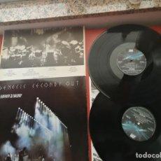 Discos de vinilo: GENESIS- SECONDS OUT - SPAIN 2 LP 1977 + 2 ENCARTES. Lote 198345822