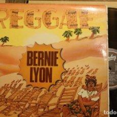 Discos de vinilo: BERNIE LYON - REGGAE / BARCLAY 1980 CODICIA DE ORO FUNK REGGAE SOUL. Lote 198348991