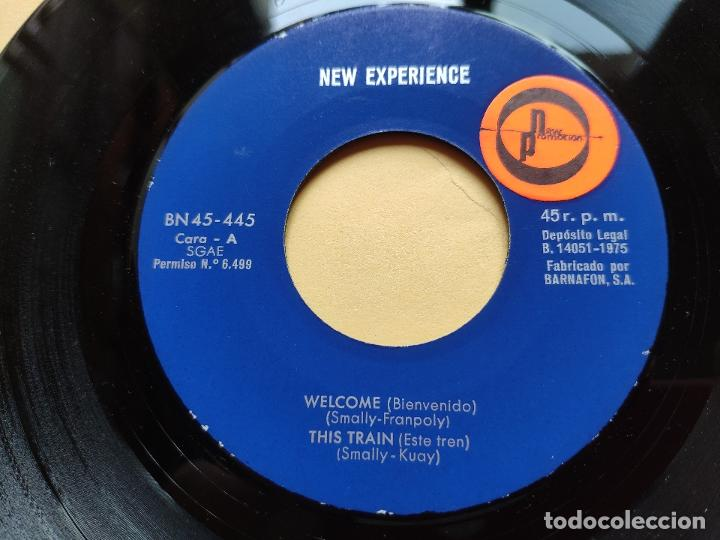 Discos de vinilo: NEW EXPERIENCE - EP Spain PS - MINT * WELL / THIS TRAIN / MAKE ME / TO ME - Foto 3 - 198353512