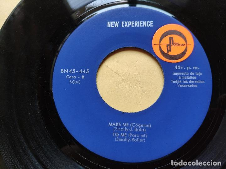 Discos de vinilo: NEW EXPERIENCE - EP Spain PS - MINT * WELL / THIS TRAIN / MAKE ME / TO ME - Foto 4 - 198353512