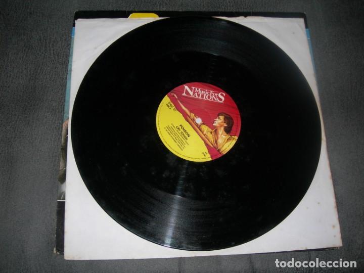 Discos de vinilo: LP / EP POISON-CRY TOUGJH 12´´ MAXI envio gratuito y certificado - Foto 3 - 198355320