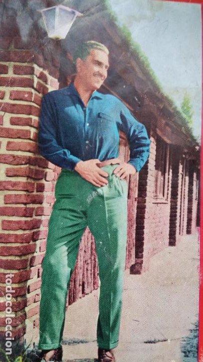Discos de vinilo: julio molina cabral, yo quiero un pañuelo azul...industria argentina - Foto 2 - 198361540