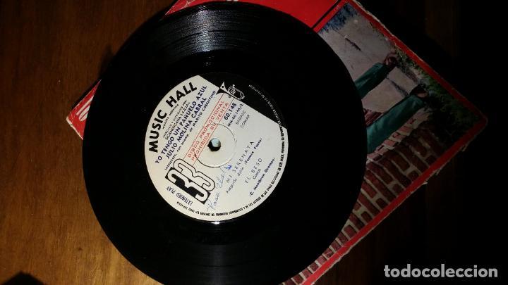 Discos de vinilo: julio molina cabral, yo quiero un pañuelo azul...industria argentina - Foto 4 - 198361540