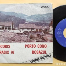 Discos de vinilo: CONJUNTO NUEVA ONDA - EP SPAIN PS - VG++ * SICORIS / PRASIX 76 / PORTO COBO / ROSAZUL * AUDIO VIDEO. Lote 198363048