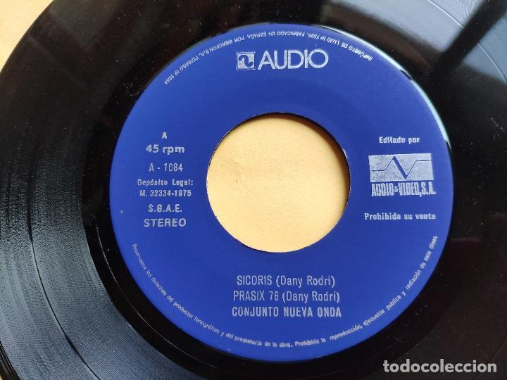 Discos de vinilo: CONJUNTO NUEVA ONDA - EP Spain PS - VG++ * SICORIS / PRASIX 76 / PORTO COBO / ROSAZUL * AUDIO VIDEO - Foto 3 - 198363048