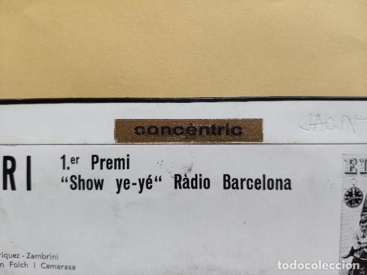 Discos de vinilo: NURI - EP Spain PS - EX+ * SHOW YE YE * ELL / ES UNA DONA ( BEATLES COVER ) + 2 * CON HOJA INTERIOR - Foto 4 - 198364383