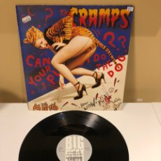 Dischi in vinile: DISCO DE VINILO MAXI, THE CRAMPS CAN YOUR PUSSY DO THE DOG. 1985. Lote 198369818
