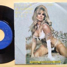 Dischi in vinile: ORQUESTA INTERNACIONAL OSCA - EP SPAIN PS - MINT * GOLDEN / MI FLAMINGO / MELENIO / VIKY * FUNK. Lote 198372908