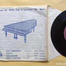 Discos de vinilo: ORQUESTA MONTERREY - EP SPAIN PS - EX+ * ERES FORMIDABLE / EXPLENDIDO / ANAYA / ORO Y PLATINO. Lote 198373201