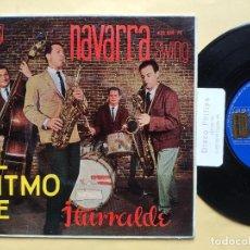 Discos de vinilo: PEDRO ITURRALDE - EP SPAIN PS - MINT * NAVARRA SWING / MALA ENTRAÑA / MACARENAS / SAXO BLUES. Lote 198375186