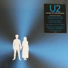 Discos de vinilo: U2 SONGS OF EXPERIENCE. EDICIÓN DELUXE. Lote 198379210