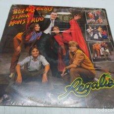 Discos de vinilo: BUENAS NOCHES SEÑOR MONSTRUO (ORIGINAL SOUNDTRACK) . Lote 198393427