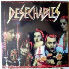 Discos de vinilo: DESECHABLES.AMOR PIRATA..PUNK CATALAN..PRECINTADO. Lote 198398455