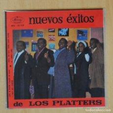 Dischi in vinile: LOS PLATTERS - LOVE IN BLOOM + 3 - EP. Lote 198402272