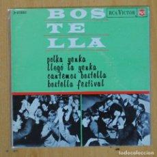 Discos de vinilo: CHELY GARRIDO QUARTET - POLKA YENKA + 3 - EP. Lote 198402915