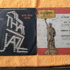 Discos de vinilo: LOTE DE JAZZ Y ORQUESTA.. Lote 198406698