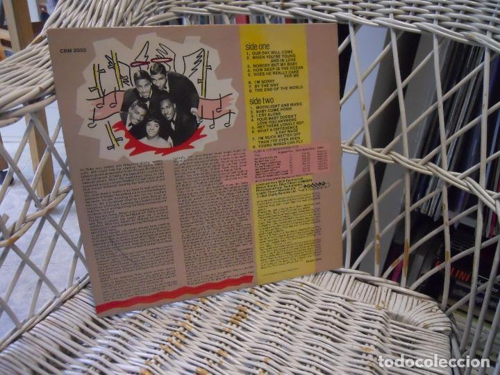Discos de vinilo: Ruby & The Romantics – Our Day Will Come .lp edic. uk 1984 grabaciones 60,s.Charly – CRM 2030 - Foto 2 - 198407006
