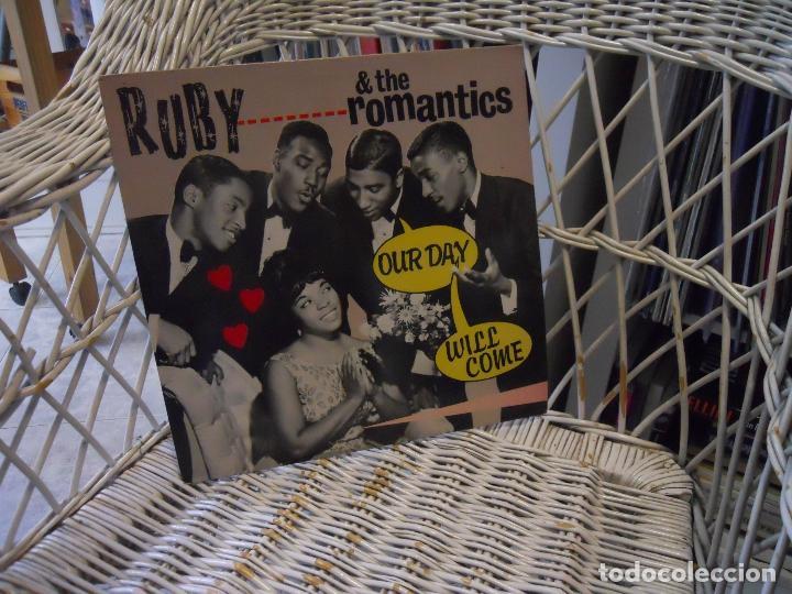 RUBY & THE ROMANTICS – OUR DAY WILL COME .LP EDIC. UK 1984 GRABACIONES 60,S.CHARLY – CRM 2030 (Música - Discos - LP Vinilo - Funk, Soul y Black Music)