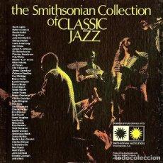 Discos de vinilo: 4 BOXES DE COLECCIONES MAESTRAS DEL JAZZ (14 LP,S). Lote 198413695
