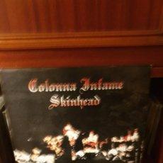Discos de vinil: COLONNA INFAME SKINHEAD / SOA RECORDS 1998. Lote 198414718