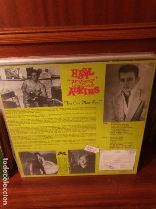 Discos de vinilo: HASIL ADKINS / HE SAID / BIG BEAT 1985 - Foto 2 - 198416107