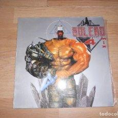 Discos de vinilo: BOLERO MIX 4 - RAUL ORELLANA - BLANCO Y NEGRO 1988. Lote 198416265