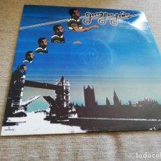 Discos de vinilo: JERRY LEE LEWIS-THE SESSION. LP ESPAÑA. Lote 198417593