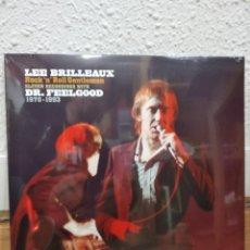 Discos de vinilo: DR FEELGOOD - LEE BRILLEAUX ROCK `N` ROLL GENTLEMAN LP VINYL NEW & SEALED. Lote 198420986